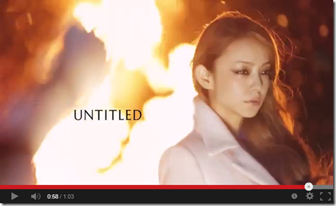 UNTITLED #2 - feat. AMURO Namie