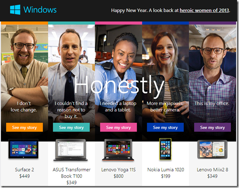 "Microsoft ""The New Windows"" CM International #4 Teacher/Lecturer"